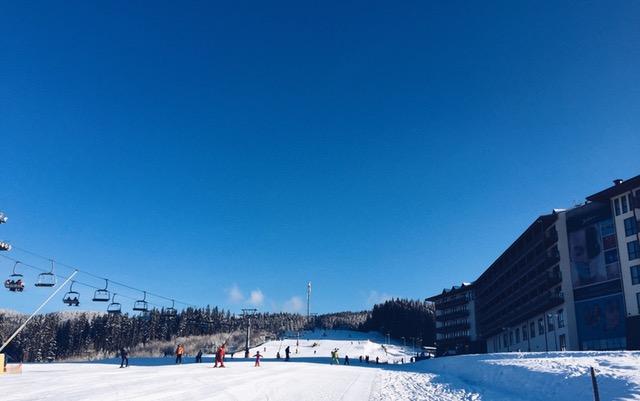 Osrodki narciarskie