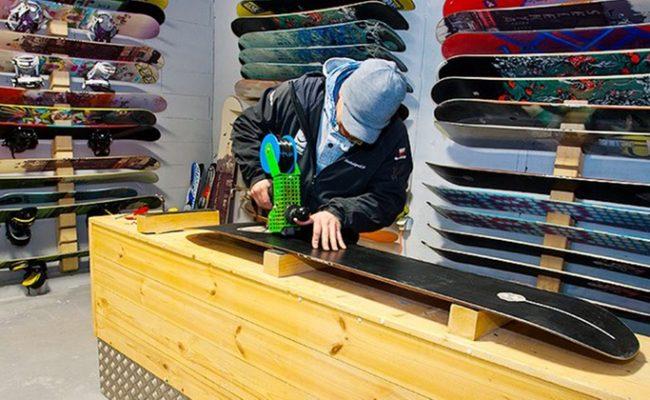 Serwis nart/snowboard