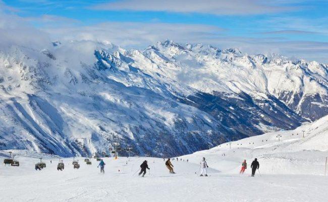 Stoki narciarskie w Austrii