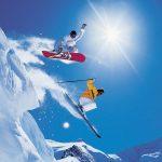 Jakie narty kupić dla średnio zaawansowanego narciarza?