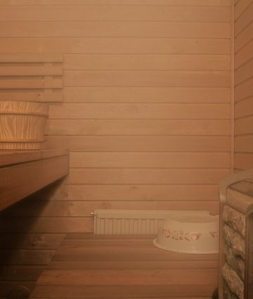 Który piec Harvia wybrać? Elektryczny czy opalany drewnem?